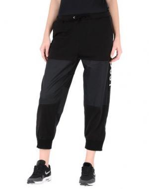 Повседневные брюки STUSSY. Цвет: черный