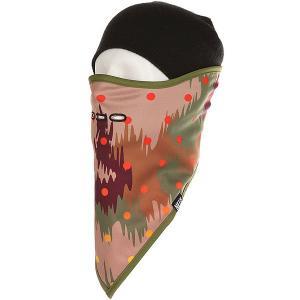 Маска  Mountain Facemask Camo Neff. Цвет: мультиколор