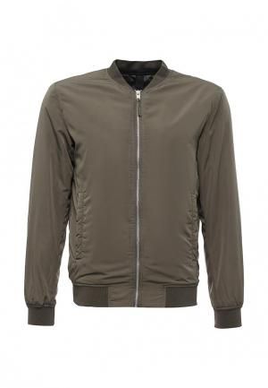 Куртка Selected Homme. Цвет: хаки