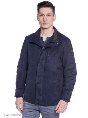 Куртка S4. Цвет: темно-синий