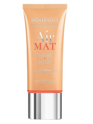 Тональный крем для лица Bourjois  Air Mat- Found De Teint, тон 03. Цвет: черный