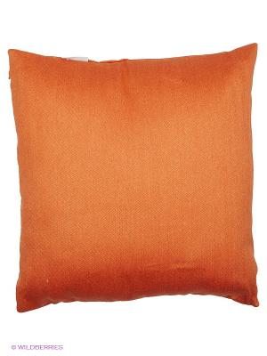 Подушка PRIVIUM. Цвет: рыжий