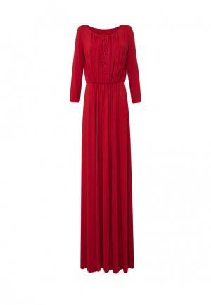 Платье 9AConcept. Цвет: красный