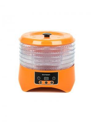 Дегидратор OURSSON. Цвет: оранжевый