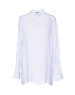 Pубашка DENHAM. Цвет: белый
