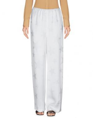 Повседневные брюки ATTIC AND BARN. Цвет: белый