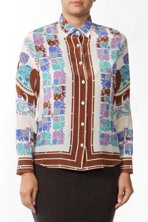 Блуза PAUL & JOE. Цвет: мультицвет