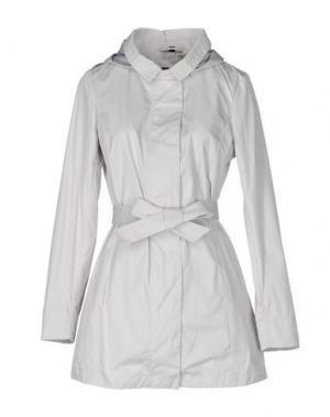 Легкое пальто [C] STUDIO. Цвет: светло-серый