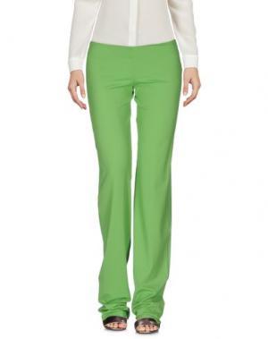 Повседневные брюки FISICO. Цвет: светло-зеленый