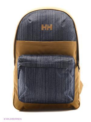 Рюкзак Helly Hansen. Цвет: коричневый