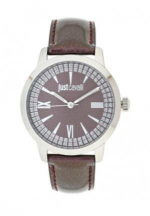 Часы Just Cavalli. Цвет: фиолетовый