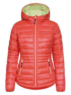 Куртка LI-NING. Цвет: розовый