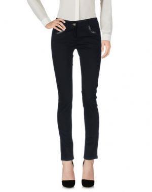 Повседневные брюки ARTIGLI. Цвет: черный