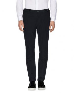 Повседневные брюки ROCHAMBEAU. Цвет: черный