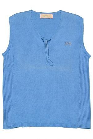 Кофта I Pinco Pallino. Цвет: голубой
