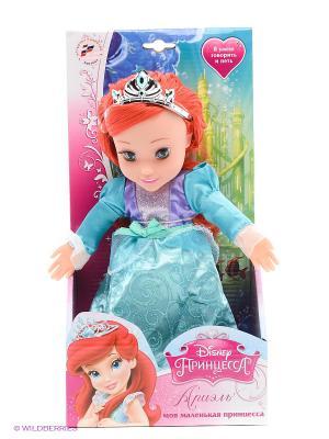 Кукла  disney принцесса. Ариэль Карапуз. Цвет: голубой