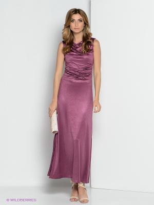 Платье YUVITA. Цвет: лиловый