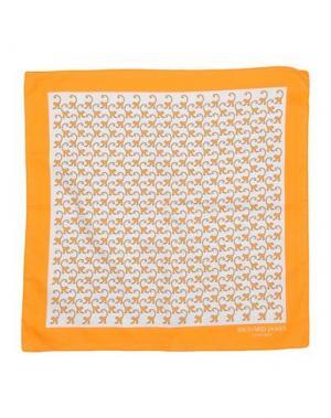 Платок RICHARD JAMES. Цвет: оранжевый