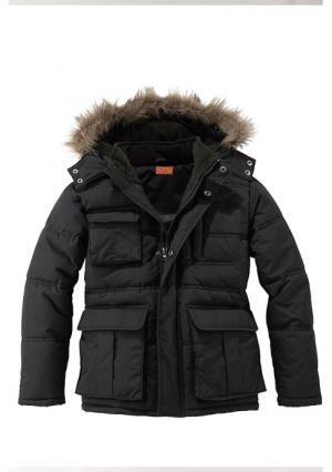 Куртка Colors for Life. Цвет: черный