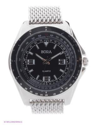 Часы Bora FWCW0043BLACK/SILVER
