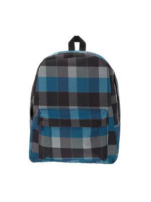 Рюкзак 3D Bags. Цвет: черный, синий