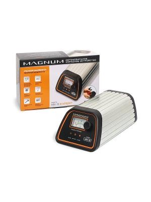 Зарядное устройство для автомобильных аккумуляторов  MAGNUM MM-18 EXPERT. Цвет: серебристый