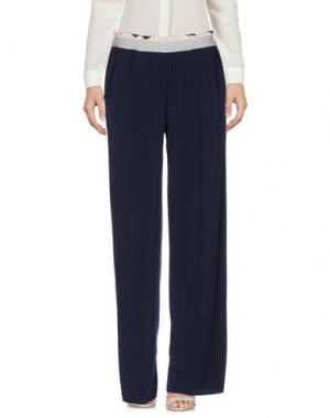 Повседневные брюки CAFèNOIR. Цвет: темно-синий