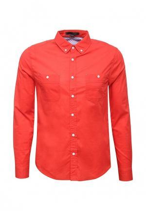 Рубашка H:Connect. Цвет: красный