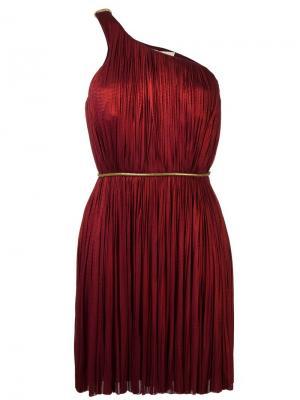 Платье Caipirinna Maria Lucia Hohan. Цвет: красный