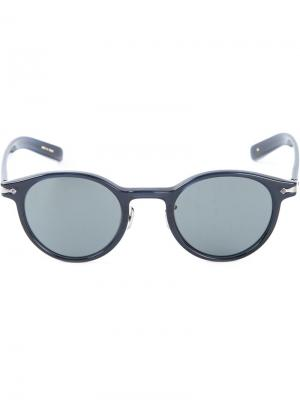 Солнцезащитные очки Model 712 Eyevan7285. Цвет: синий