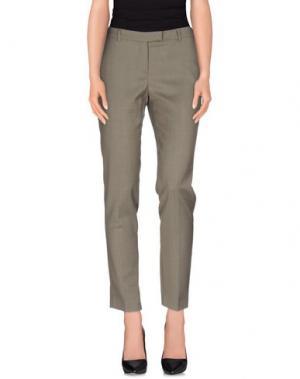 Повседневные брюки ALVIERO MARTINI 1a CLASSE. Цвет: серый