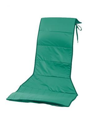 И1300 Накидка на кресло и автокресло для снятия боли усталости SilverStep. Цвет: зеленый