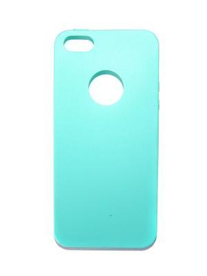 Чехол для iPhone 5/5s Lola. Цвет: голубой