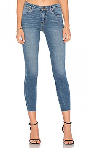 Узкие укороченные джинсы the icon Joes Jeans Joe's. Цвет: none