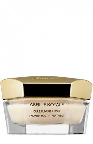 30-дневный интенсивный курс Abeille Royale Guerlain. Цвет: бесцветный