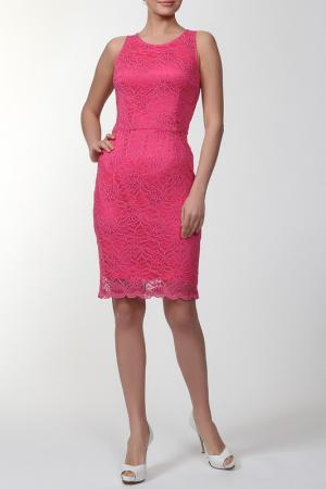 Платье Roberto Bellini. Цвет: розовый