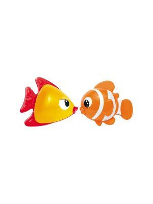 Игрушка Рыбки магнитные Tolo. Цвет: желтый