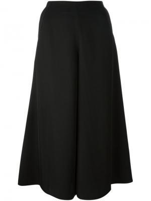 Расклешенная юбка-брюки Playful Fluidity Dorothee Schumacher. Цвет: чёрный