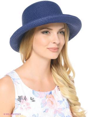 Шляпа Vittorio Richi. Цвет: темно-синий