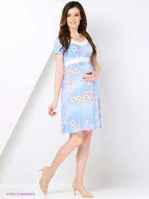 Летнее платье для беременных Hunny Mammy