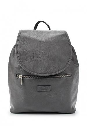 Рюкзак Trussardi Collection. Цвет: серый