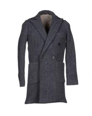 Пальто MC RITCHIE. Цвет: серый