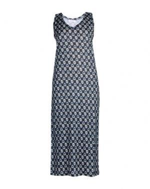 Платье длиной 3/4 BELLA JONES. Цвет: черный
