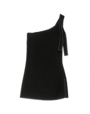 Топ без рукавов CARLA G.. Цвет: черный