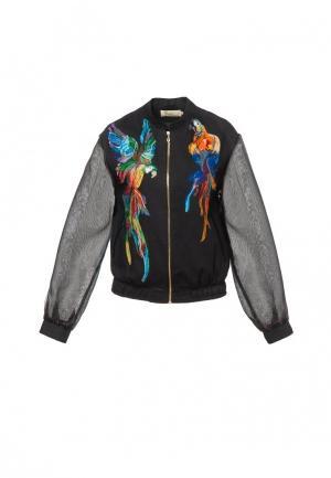 Куртка Yukostyle. Цвет: черный