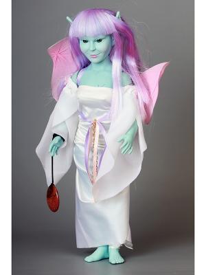 Кукла Ard-фея Lamagik S.L. Цвет: белый, морская волна, фиолетовый, розовый