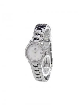 Link analog watch Tag Heuer. Цвет: none