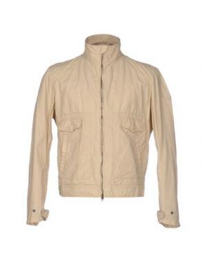 Куртка LEVIATHAN. Цвет: бежевый