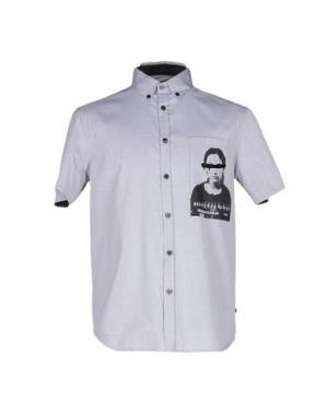 Pубашка C'N'C' COSTUME NATIONAL. Цвет: светло-серый