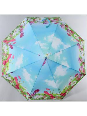 Зонт Zest. Цвет: белый, голубой, светло-зеленый